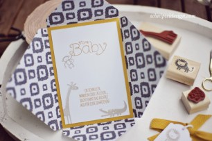 BABY-KARTE IM KUVERT - http://wp.me/p4tVPh-24j