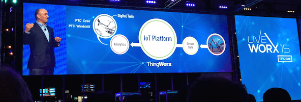 LiveWorx connects physical & digital; magic happens