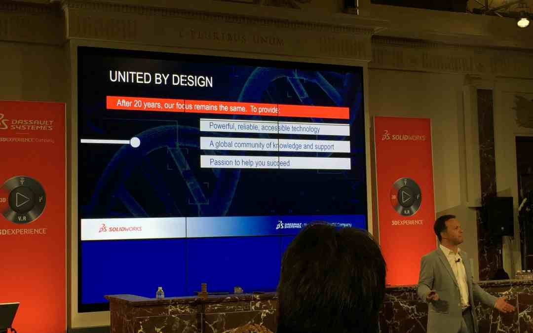 Browser, new UI & consistent focus in SolidWorks 2016