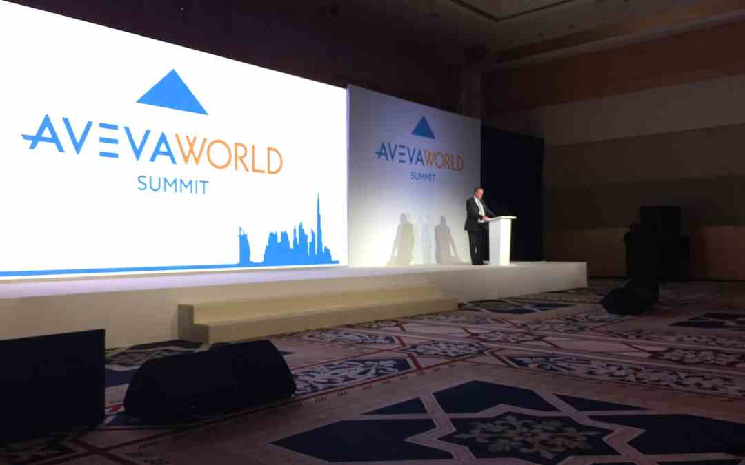 AVEVA showcases toys & tech at World Summit