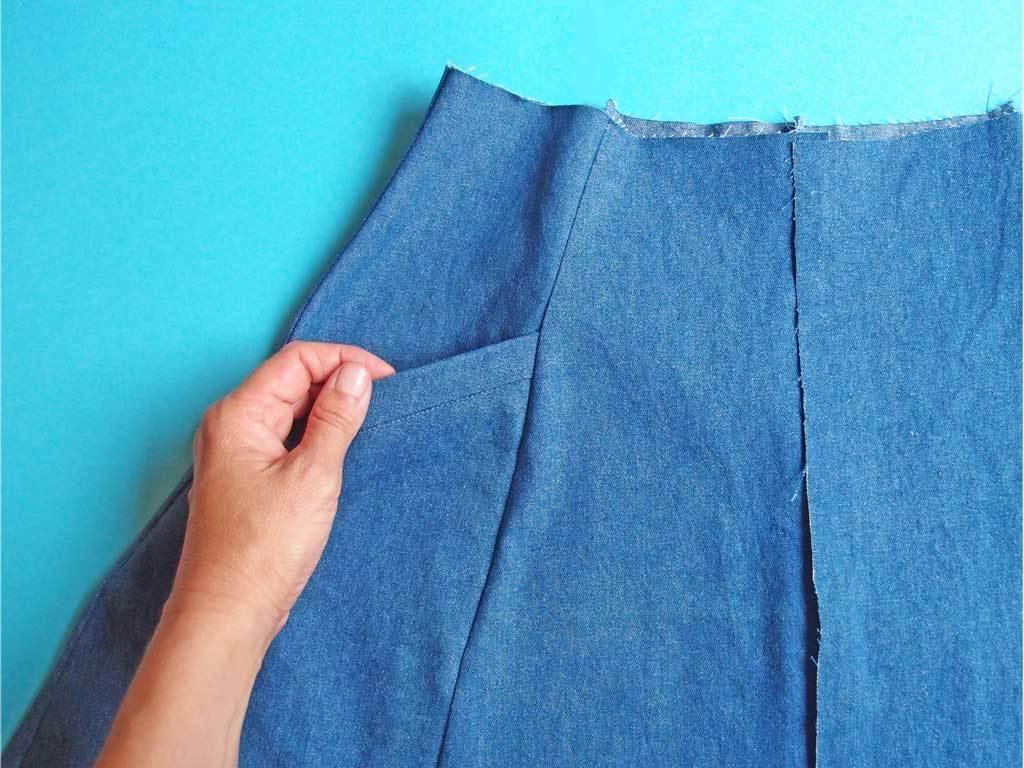 ssewing pattern summerdress sewalong