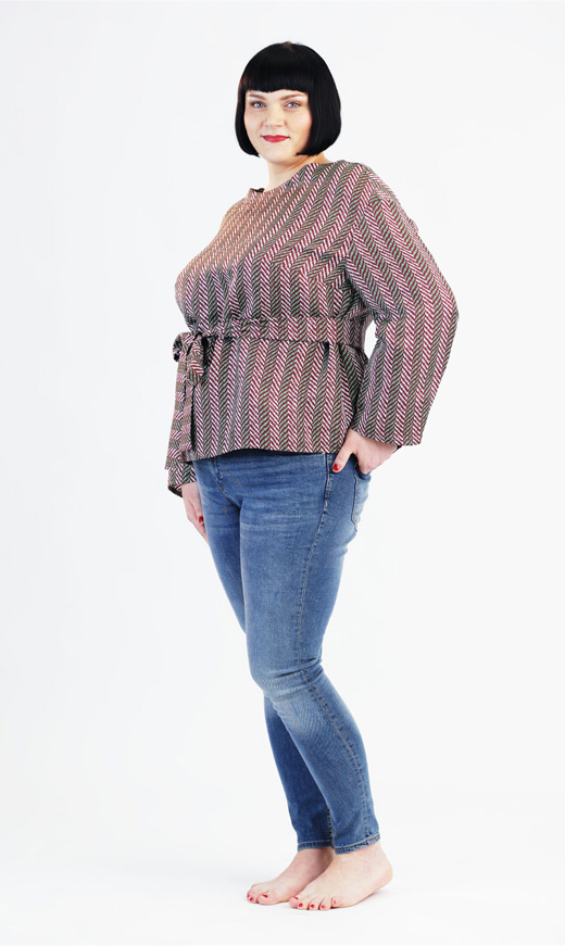 Schnittmuster Plussize