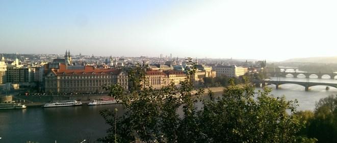 Prague-River