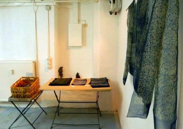 Bettina Zwirner, Textil