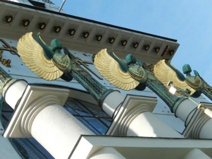 Otto Wagner, Kirche am Steinhof, Foto: schnuppe von gwinner