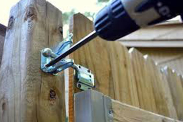 Schober Repair Services | Handyman Services Done Right - Fence repair.
