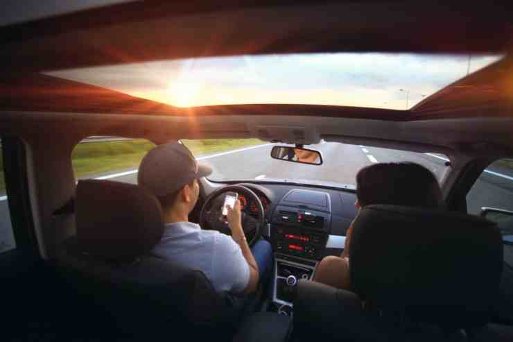 Distracted Driving Washington State's New Law