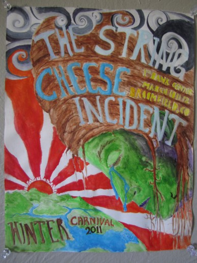 String Cheese Incident Winter Carnival 2011