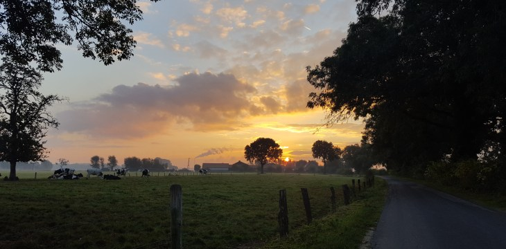 Sunday Sunrise in Appeldorn