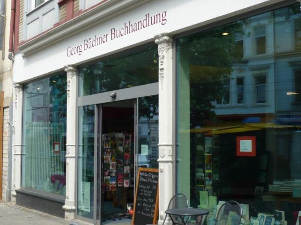 Bremen_Georg Büchner Buchhandlung