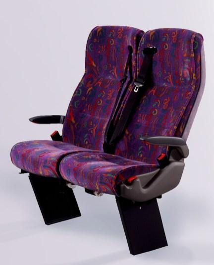 Plaxton Seat FR3QtrPPT