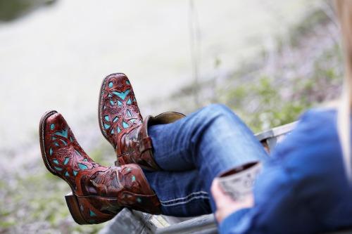 cowboylaarzen dames