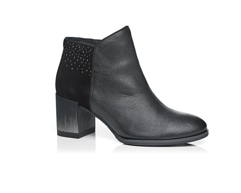 Schoenen Pantas Softwaves laarsje zwart