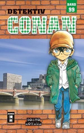 Detektiv Conan 99 | Schöner morden mit dem Bundeslurch