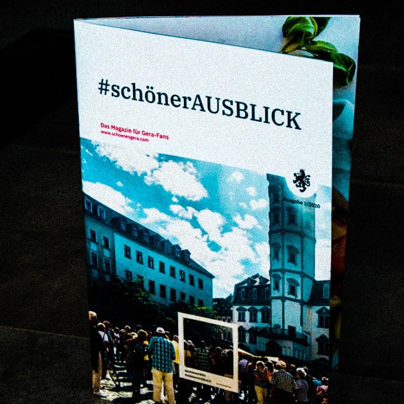 Magazin #schönerAUSBLICK