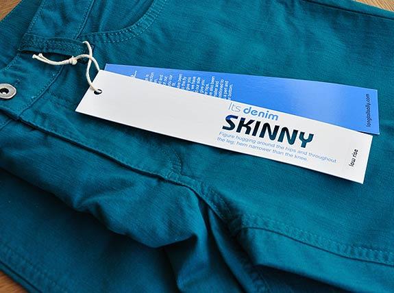 Jeanshose 36 er Länge für Frauen von Long Tall Sally