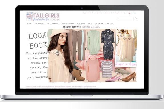 Tall girls - Shop für große Mädels