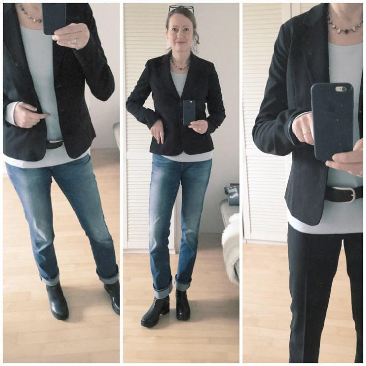 Business Mode - Tall Fashion - Blazer für große Frauen.