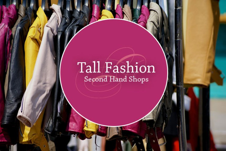 Tall Fashion Second Hand Shops