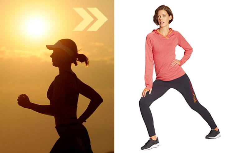Tall Fitness Outfits - Laufen und Fitness für große Frauen!