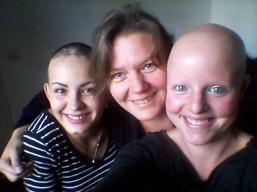 Angelika, Ingrid und Lisa