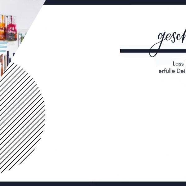 Lettering Gutschein schoenschrift.shop