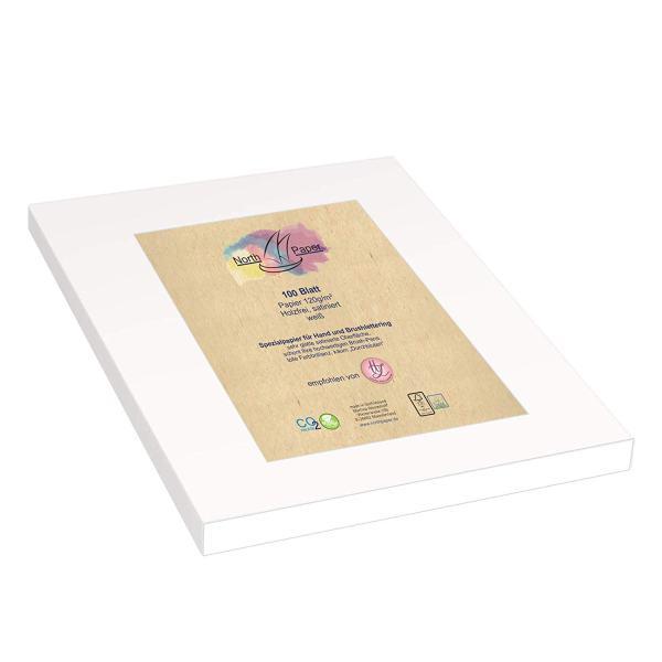 Northpaper Lettering Papier 100 Blatt A4