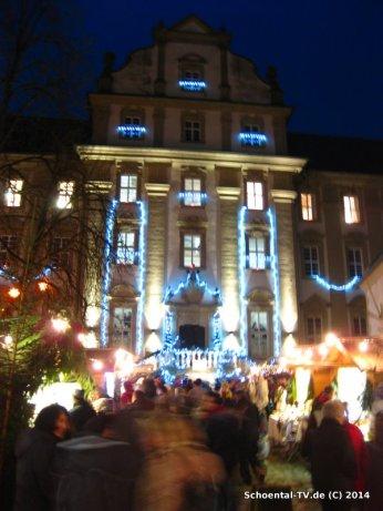 Weihnachtsmarkt im Klosterhof