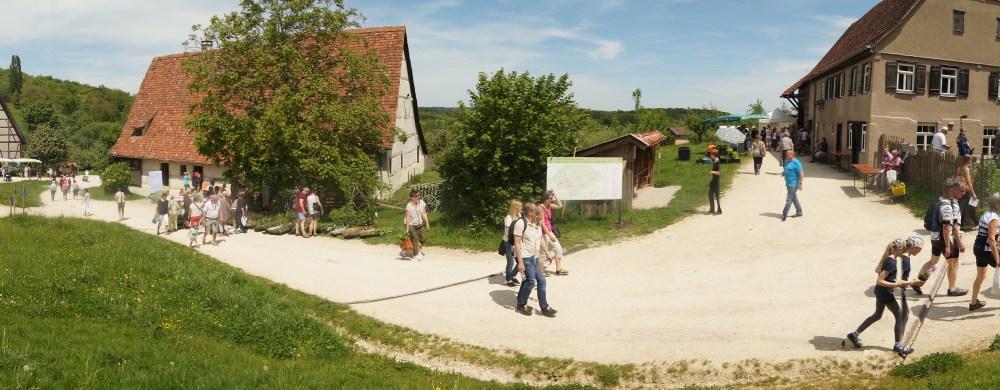 Schwäbisches Freilichtmuseum bei Beuren
