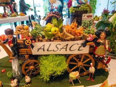 Expo in Drusenheim, Elsass
