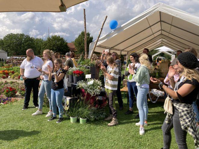 Garten Blogger Treffen 2021