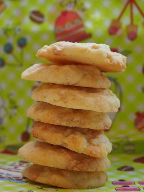 Der schiefe Cookie-Turm