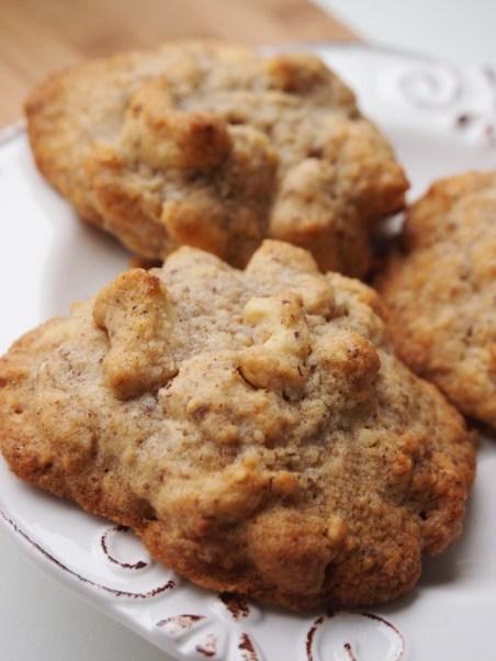 Wahnsinnig nussige Cashew-Cookies