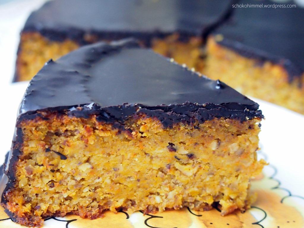 Immer-noch-keine-Plätzchen-dafür-etwas-Süßes-mit-Kürbis: Kuchen!