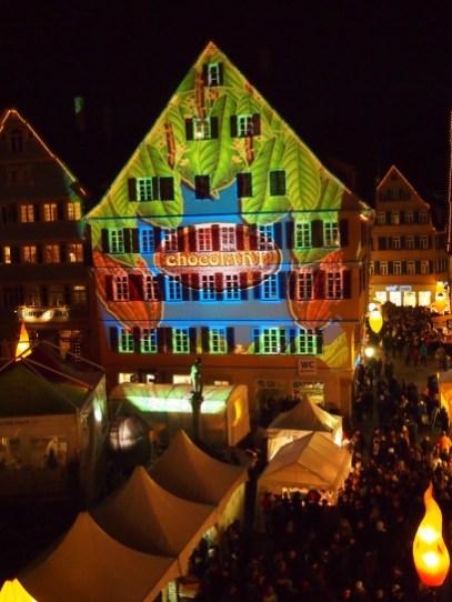 Tübingen bei Nacht 3