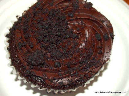 Brooklyn Blackout (chocolate cake, chocolate pudding, fudge frosting)