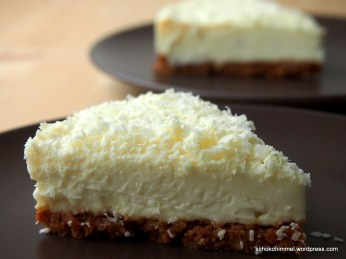 Supercremiger White Chocolate Cheesecake