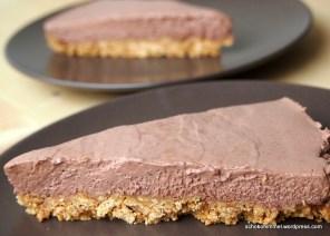 Schokolade & Käsekuchen = Traumkombi