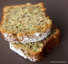 Saftig, nussig, zimtig: Zucchini-Kuchen
