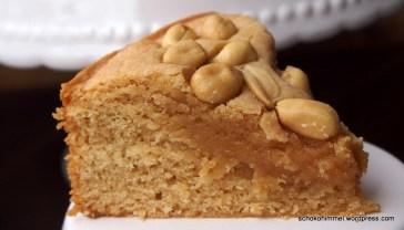 Süß & salzig: Erdnussbutter-Brownie