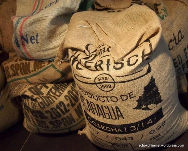 Kaffeesäcke