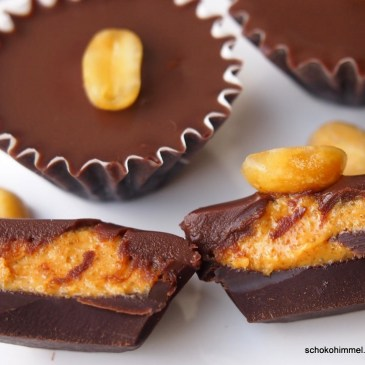 Ich lade ein… zu sahnigen Schokoladen-Erdnussbutter-Trüffeln [Buchrezension]