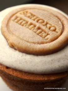 Zimt-Muffins in der Weihnachtszeit