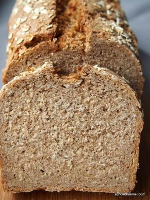 vollwertiges Brot
