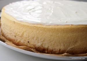 Cheesecake mit Frischkäse