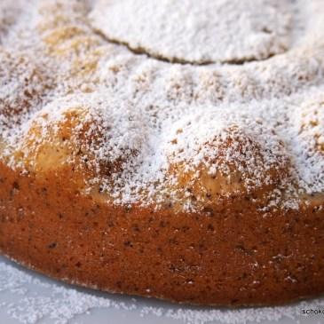 Ich back' mir… einen erfrischenden Zitronen-Mohn-Kuchen (lemon poppy seed cake) [Produktvorstellung]