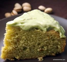 zartschmelzender Avocado-Kuchen