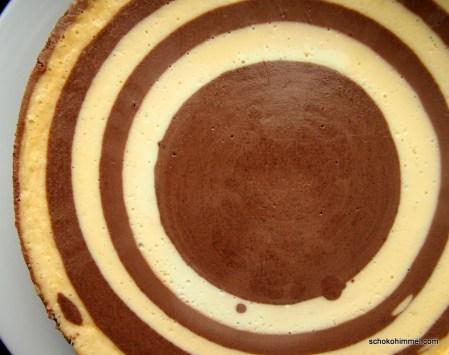 Zebra-Cheesecake