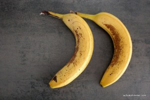 die werden zu Bananenbrot
