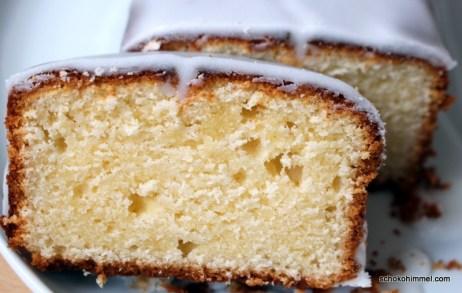 Zitronen-Mascarpone-Kuchen